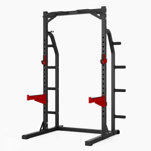PIVOT Fitness Evolution H Series Heavy Duty Half Rack 2