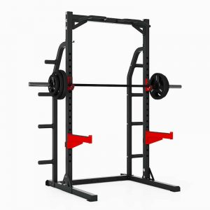 PIVOT Fitness Evolution H Series Heavy Duty Half Rack