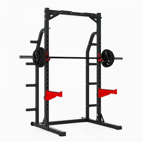 PIVOT Fitness Evolution H Series Heavy Duty Half Rack