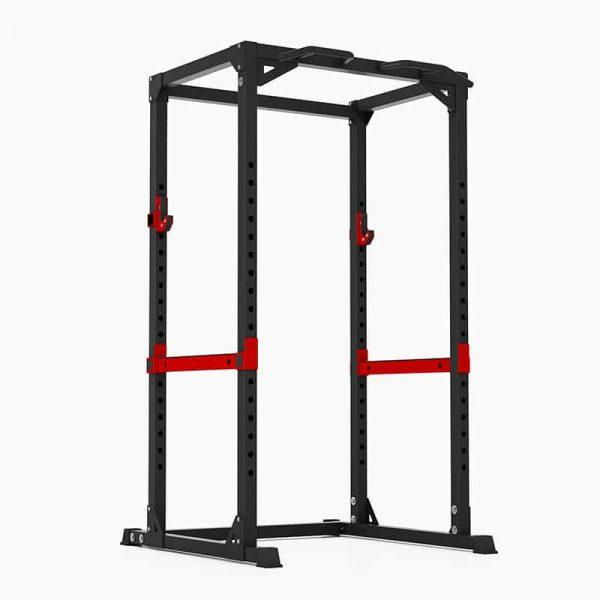 PIVOT Fitness Evolution H Series Heavy Duty Power Rack 2