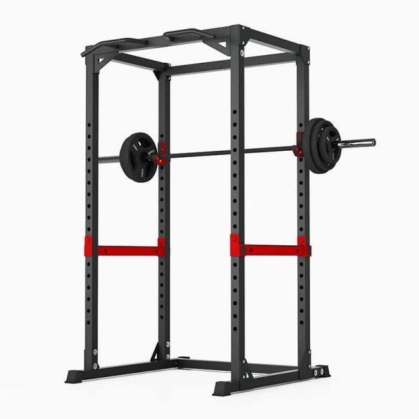 PIVOT Fitness Evolution H Series Heavy Duty Power Rack
