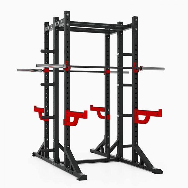 PIVOT Fitness Evolution Series Athletic Combo Rack 2