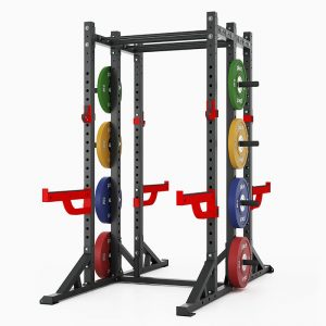 PIVOT Fitness Evolution Series Athletic Combo Rack