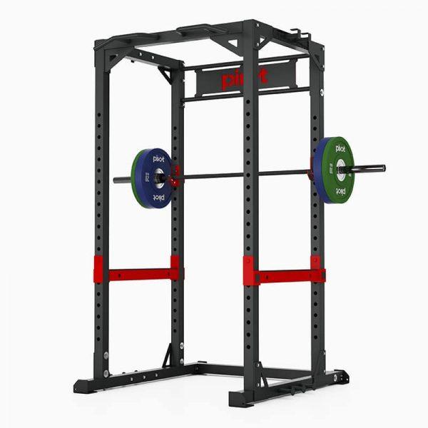 PIVOT Fitness Evolution series HD Power Rack
