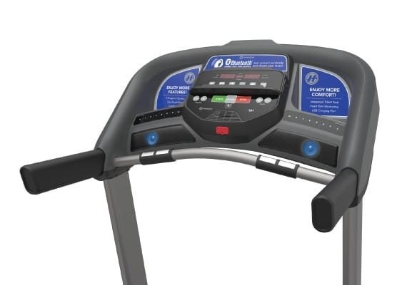 Horizon T101 Treadmill Console Speakers