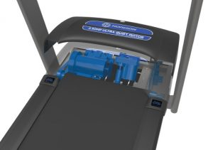 Horizon T101 Treadmill Motor 2