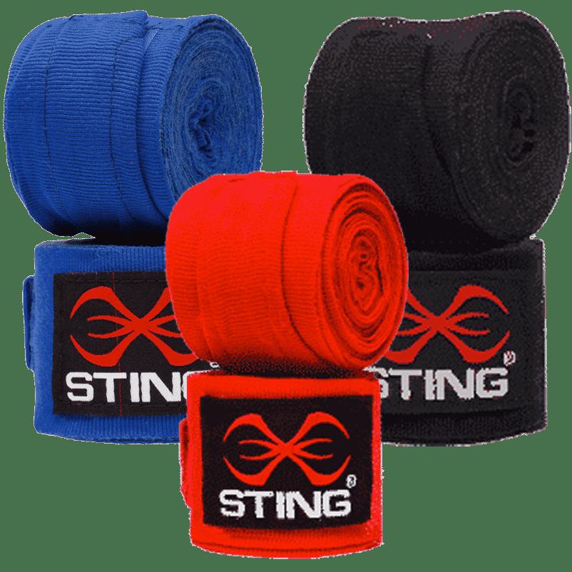 Sting Elasticised Hand Wraps