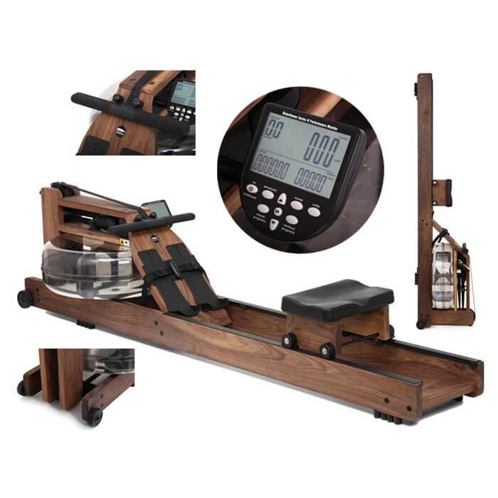 WaterRower Classic Angles