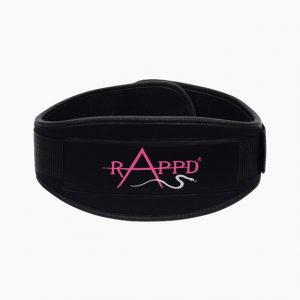 Neoprene Training Belt Heavy Duty Pink