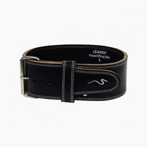 Classic Powerlifting Belt by Rappd