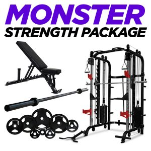Monster Strength Package