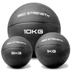 Classic Medicine Balls by 360 Strength