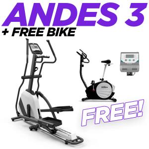 Horizon Andes 3 plus free bike