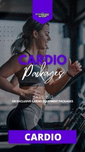 cardio equipment packages melbourne